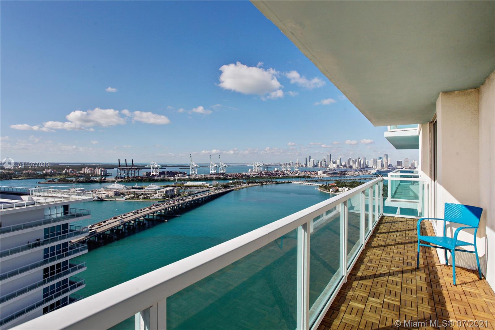 The Floridian #3002 - 650 West Ave #3002, Miami Beach, FL 33139