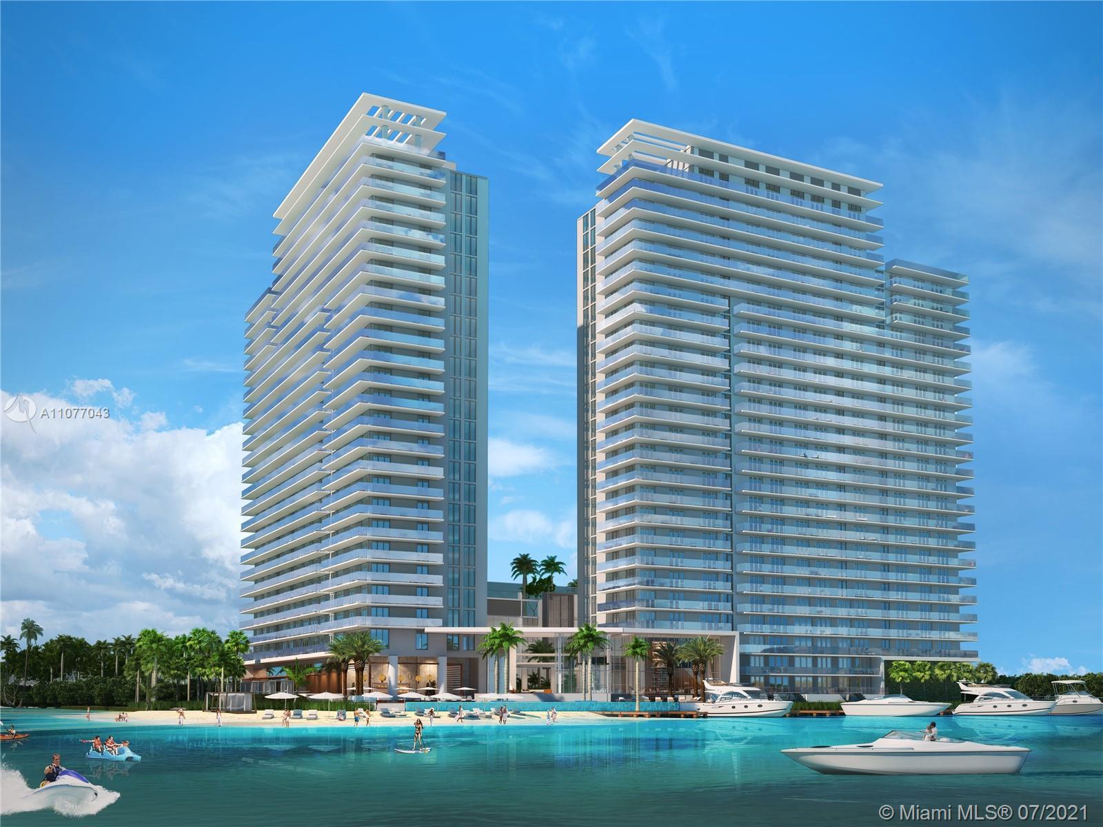 The Harbour #1519 - 16385 Biscayne Blvd #1519, North Miami Beach, FL 33160