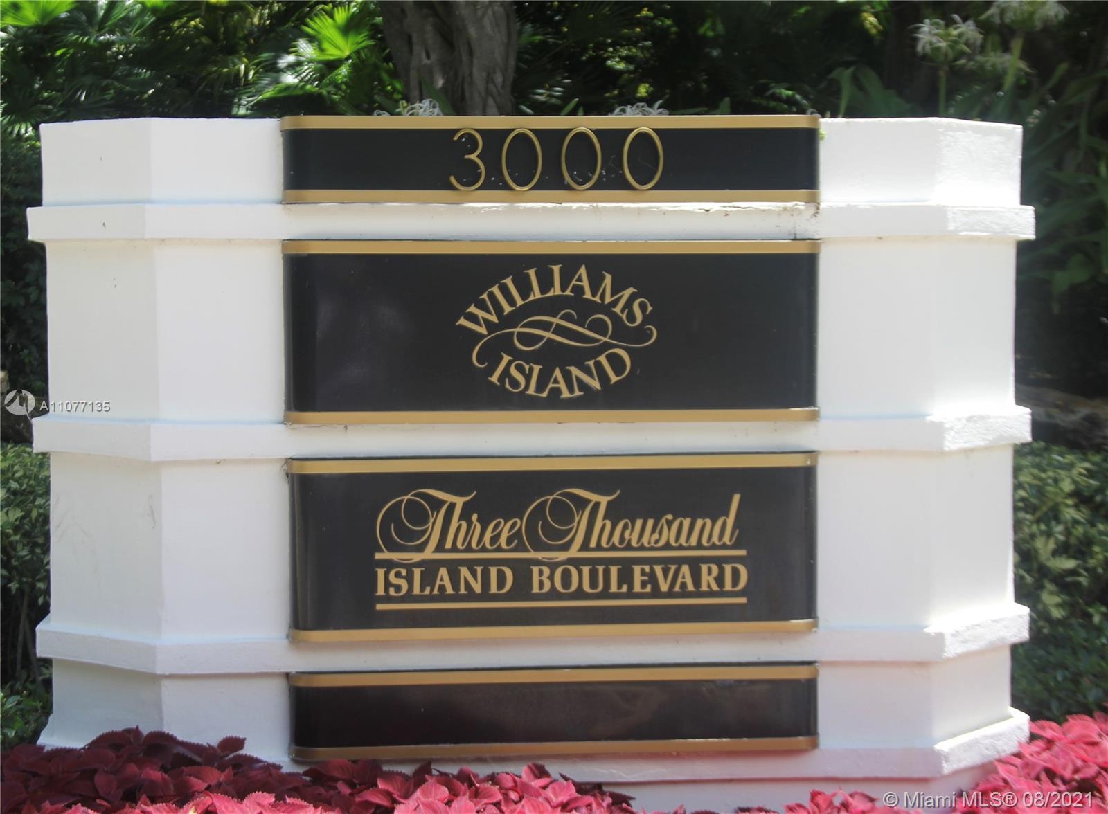 3000 Williams Island #325 - 3000 Island Blvd #325, Aventura, FL 33160