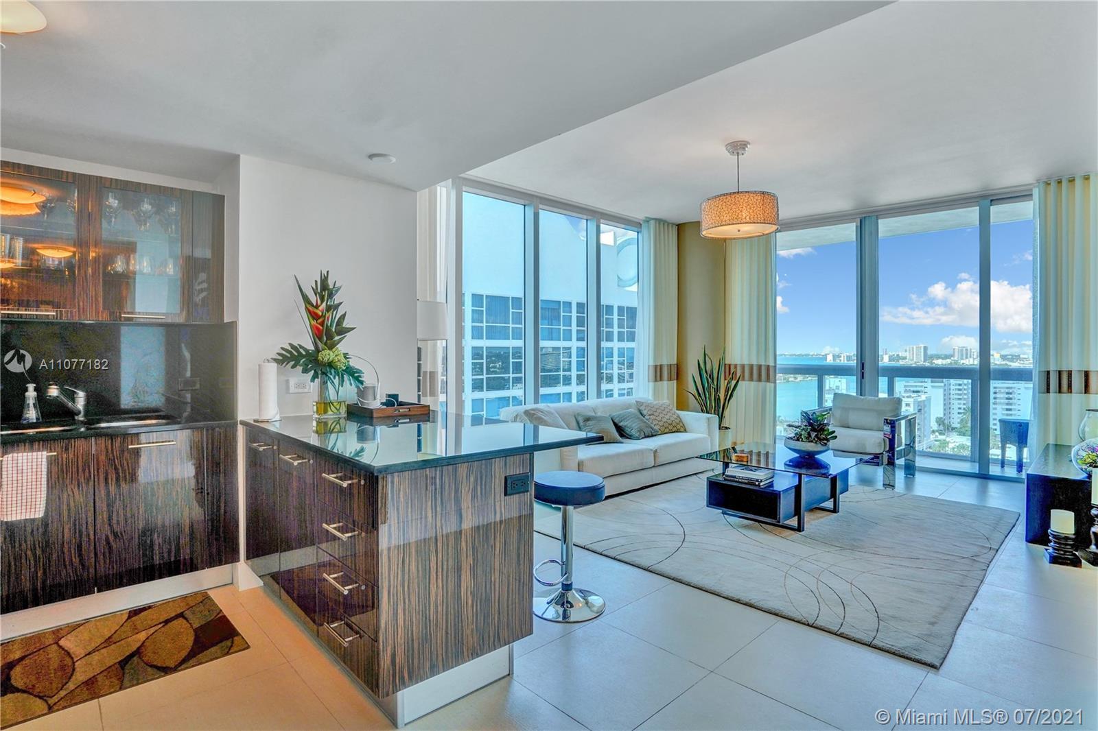 Carillon North Tower #1509 - 6899 Collins Ave #1509, Miami Beach, FL 33141