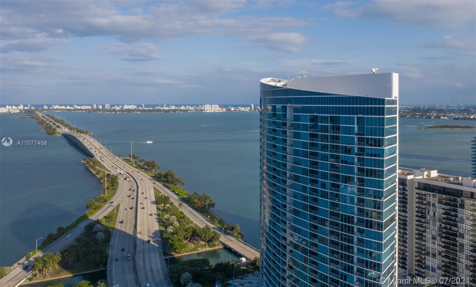 Blue on the Bay #1706 - 601 NE 36th St #1706, Miami, FL 33137