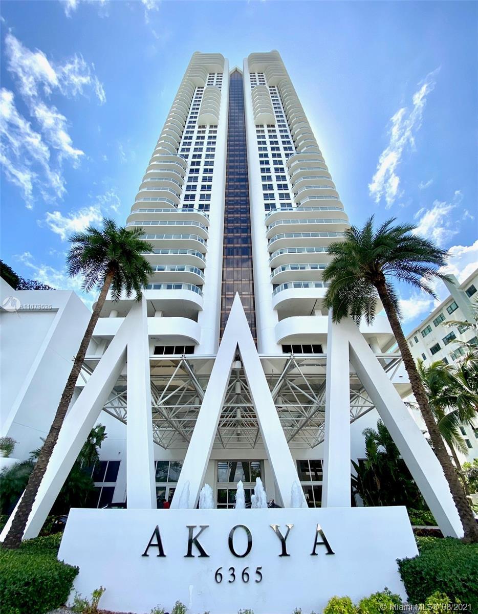 Akoya #2306 - 6365 Collins Ave #2306, Miami Beach, FL 33141