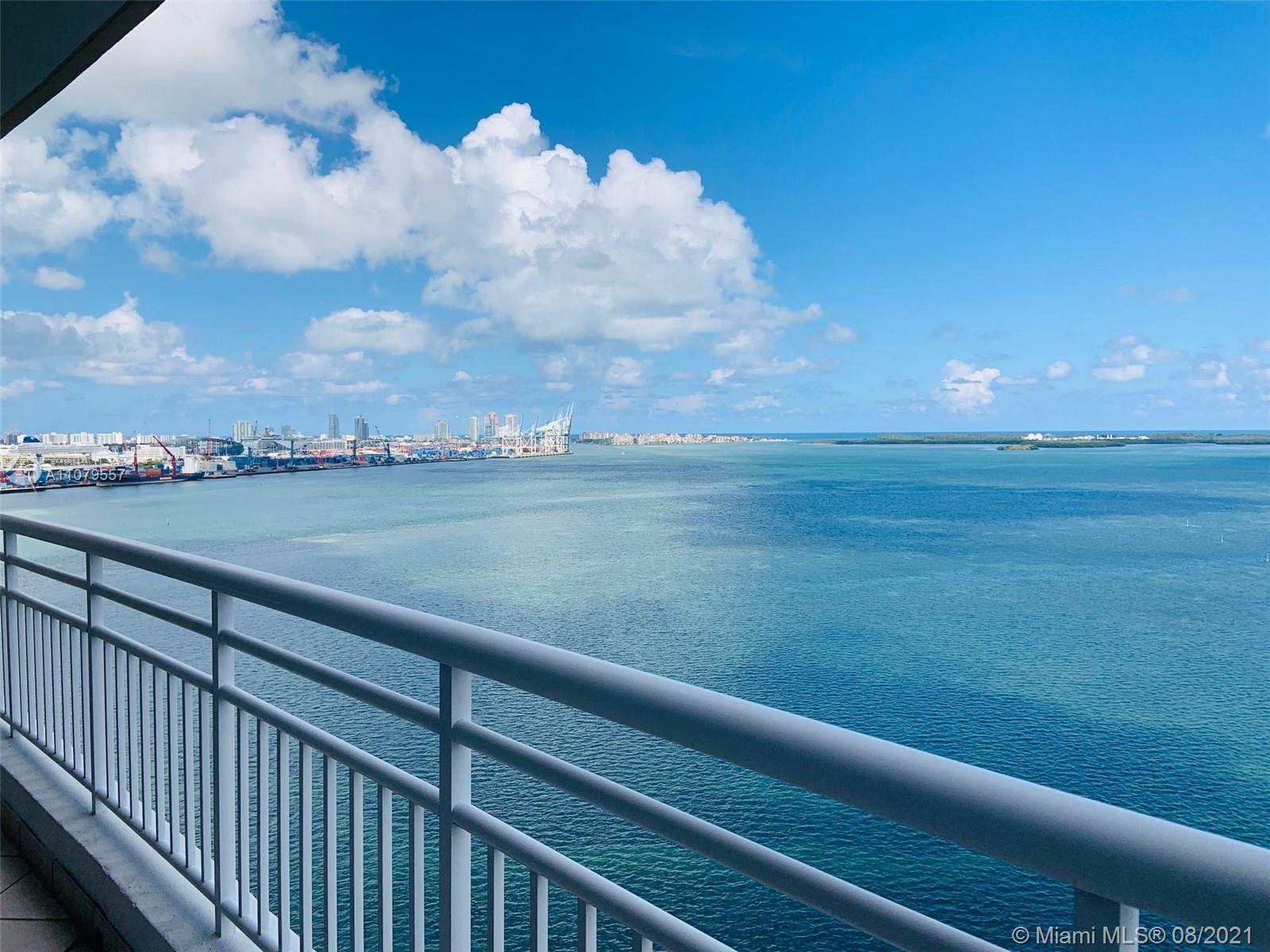 Two Tequesta Point #1806 - 808 Brickell Key Dr #1806, Miami, FL 33131