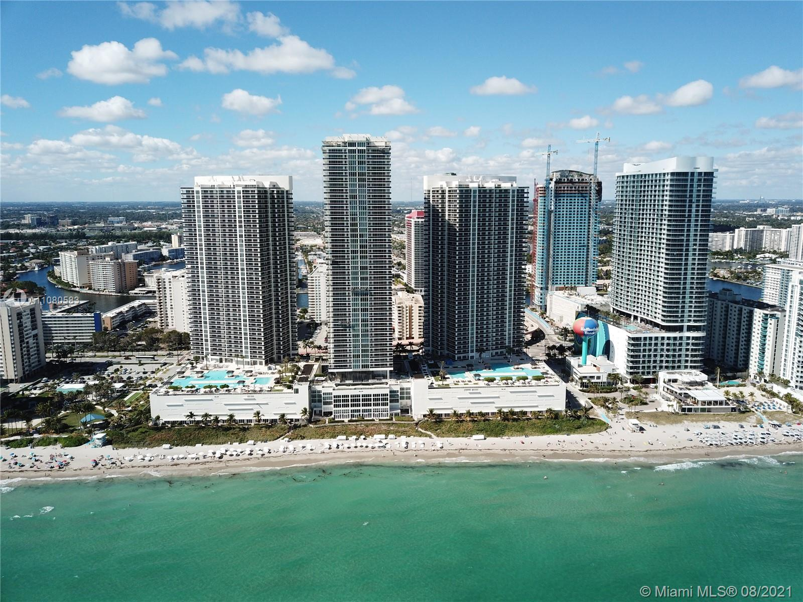 Beach Club I #2705 - 1850 S Ocean Dr #2705, Hallandale Beach, FL 33009