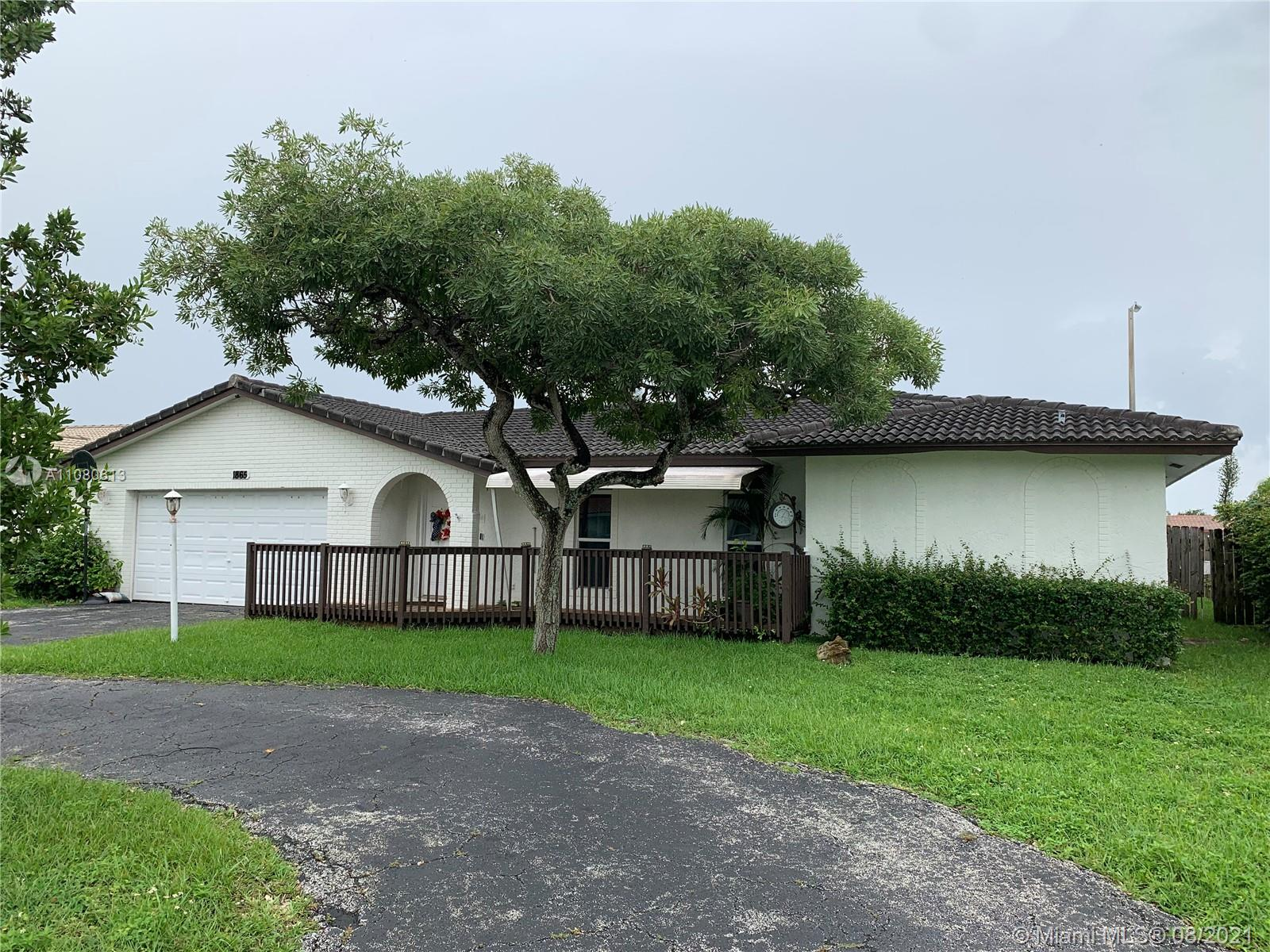 Property for sale at 1865 NW 85th Ln, Coral Springs,  Florida 33071