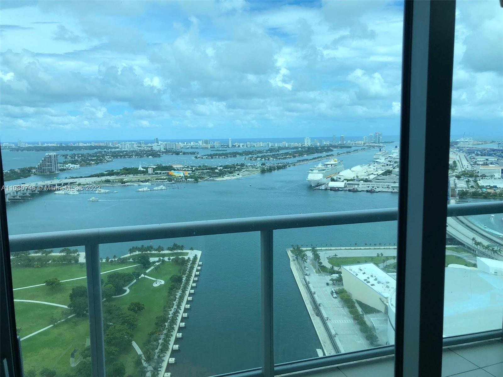 Marina Blue #4309 - 888 Biscayne Blvd #4309, Miami, FL 33132