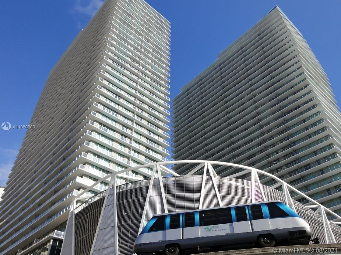 Axis on Brickell North Tower #3122-N - 1111 SW 1st Ave #3122-N, Miami, FL 33130