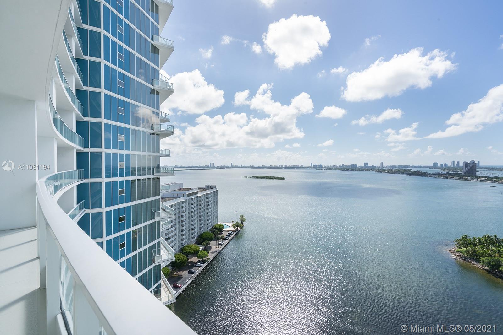 Paramount Bay #2105 - 2020 N Bayshore Dr #2105, Miami, FL 33137