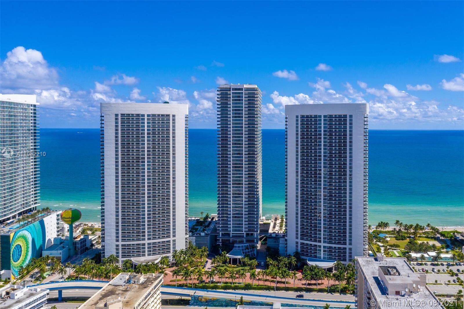 Beach Club I #3808 - 1850 S Ocean Dr #3808, Hallandale Beach, FL 33009
