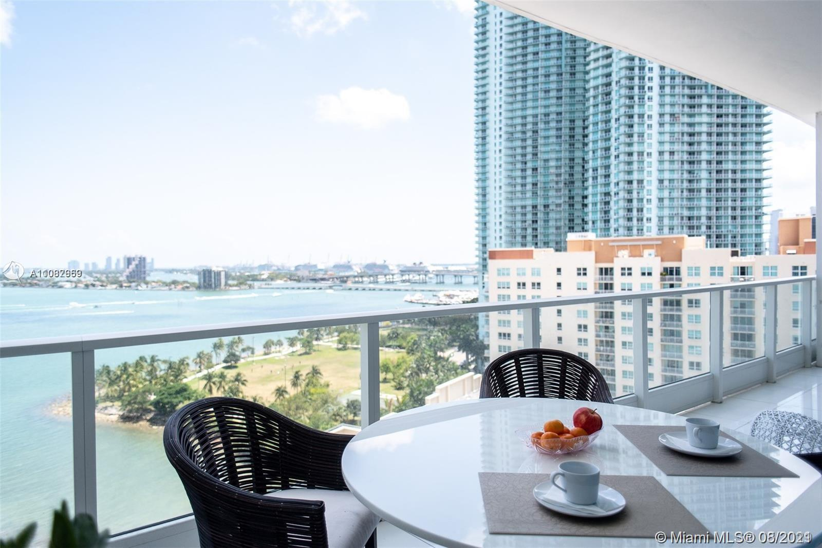 Paramount Bay #1607 - 2020 N Bayshore Dr #1607, Miami, FL 33137