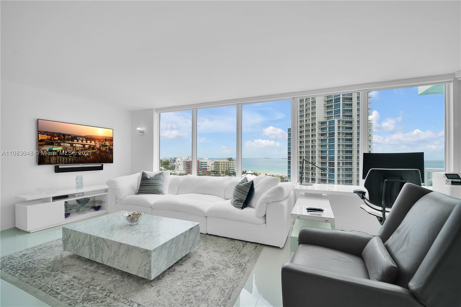 South Pointe Tower #1406 - 400 S Pointe Dr #1406, Miami Beach, FL 33139