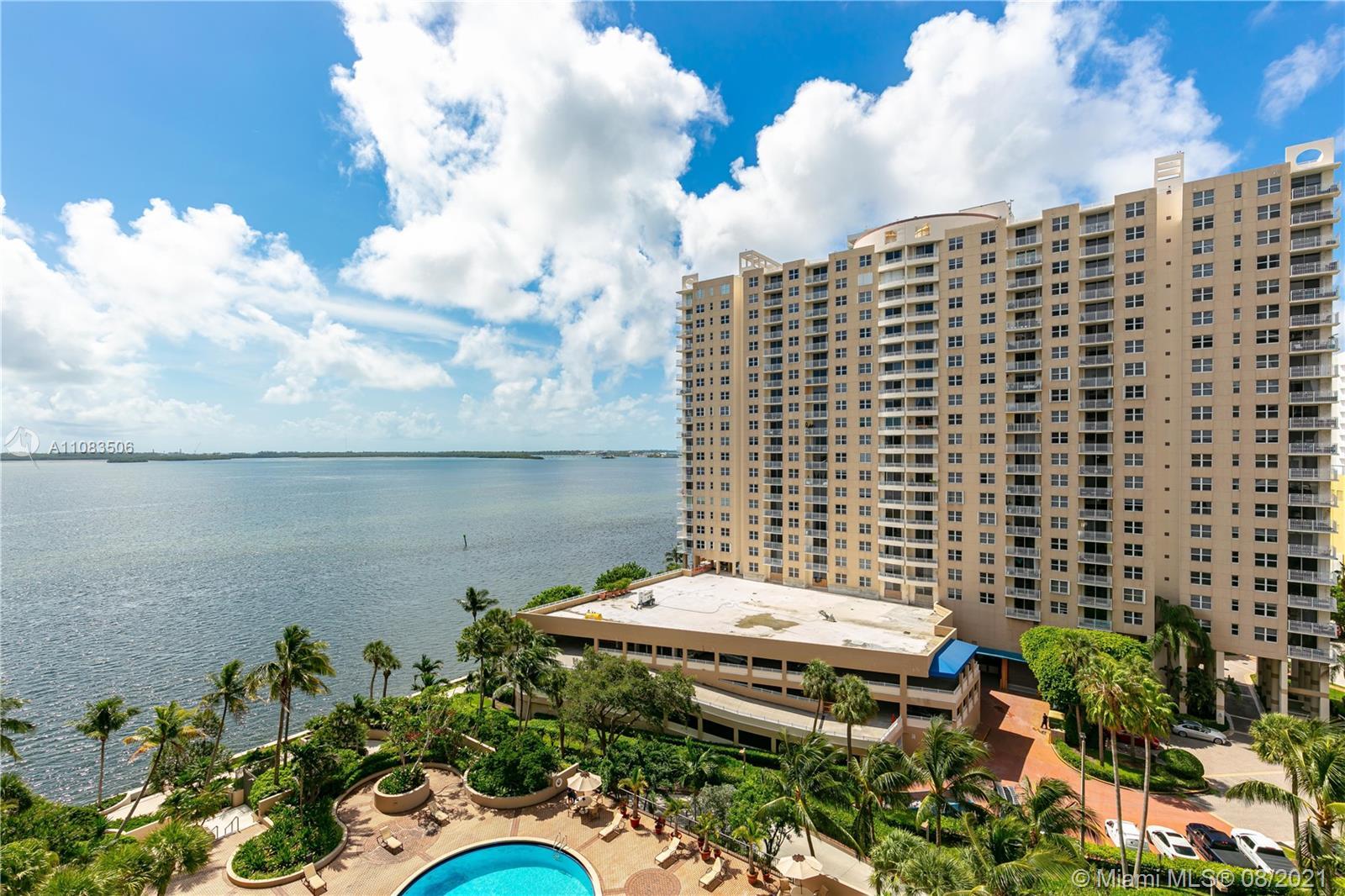 Brickell Key One #A1101 - 520 Brickell Key Dr #A1101, Miami, FL 33131
