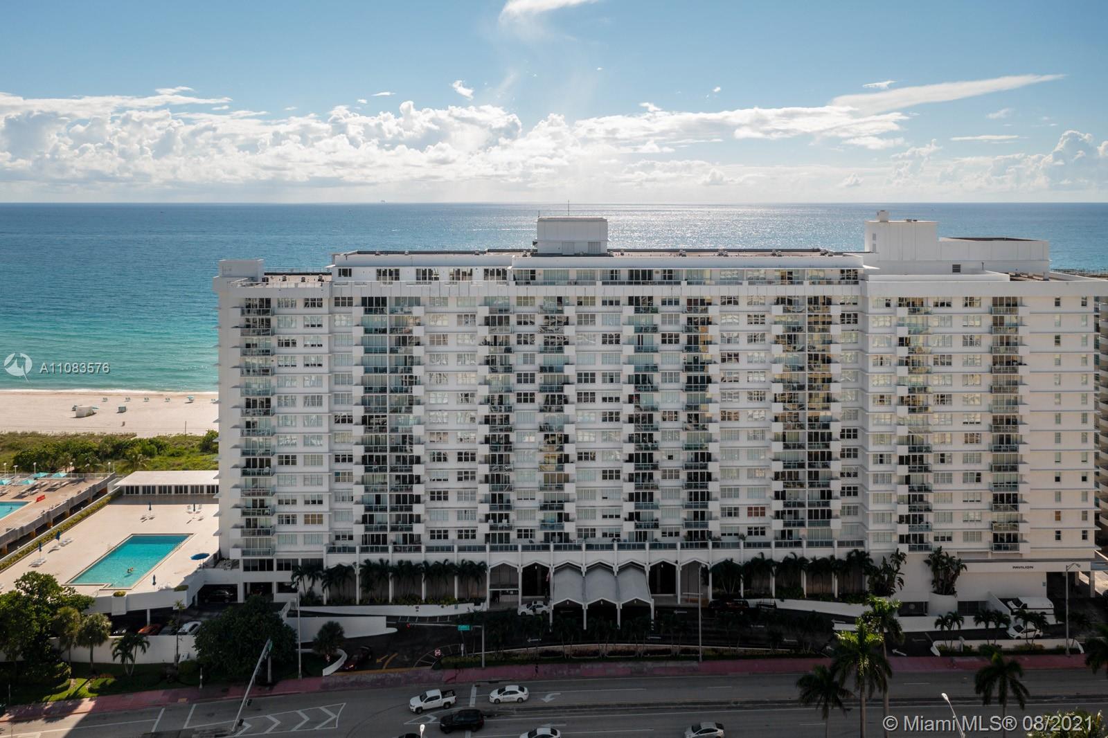 Pavilion #1521 - 5601 Collins Ave #1521, Miami Beach, FL 33140