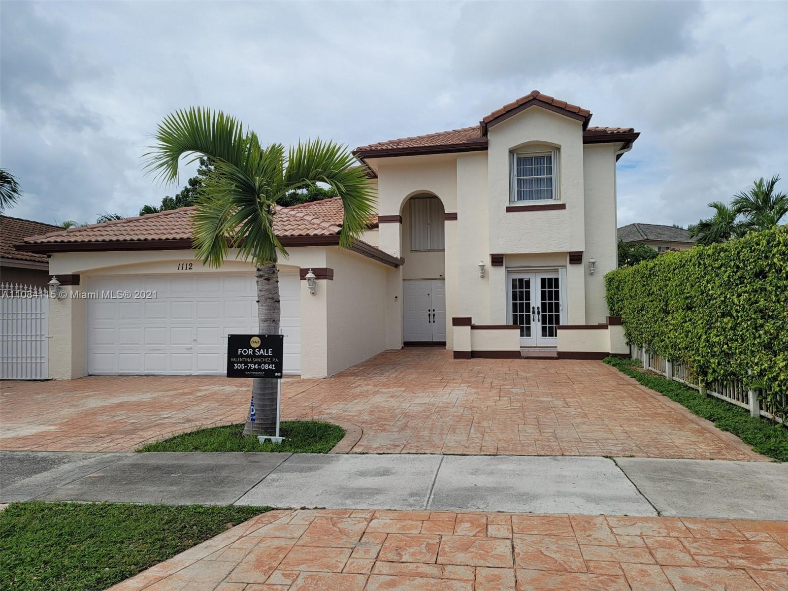 Single Family Home,For Sale,1112 NW 129th Ct, Miami, Florida 33182,Brickell,realty,broker,condos near me