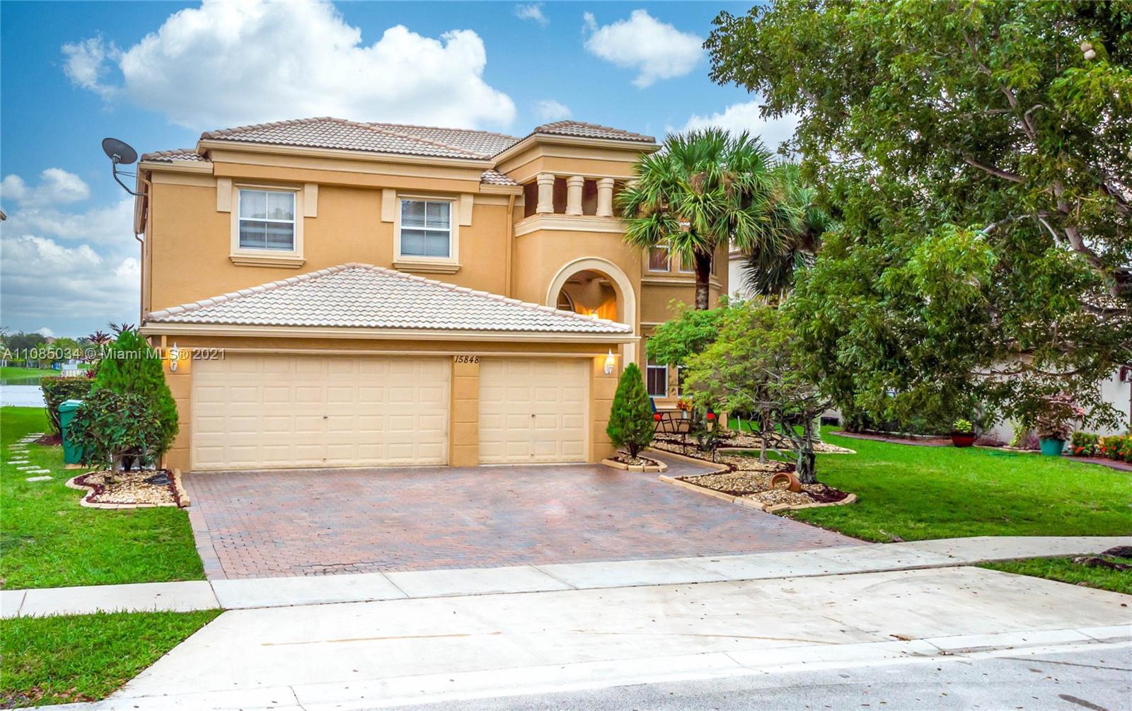 Riviera Isles - 15848 SW 52nd St, Miramar, FL 33027