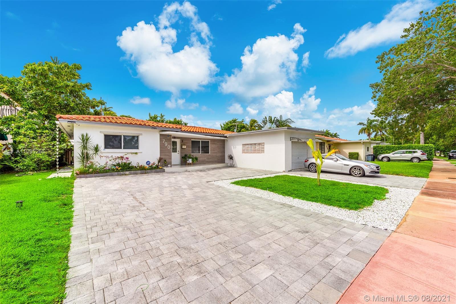 Isle of Normandy - 790 N Shore Dr, Miami Beach, FL 33141