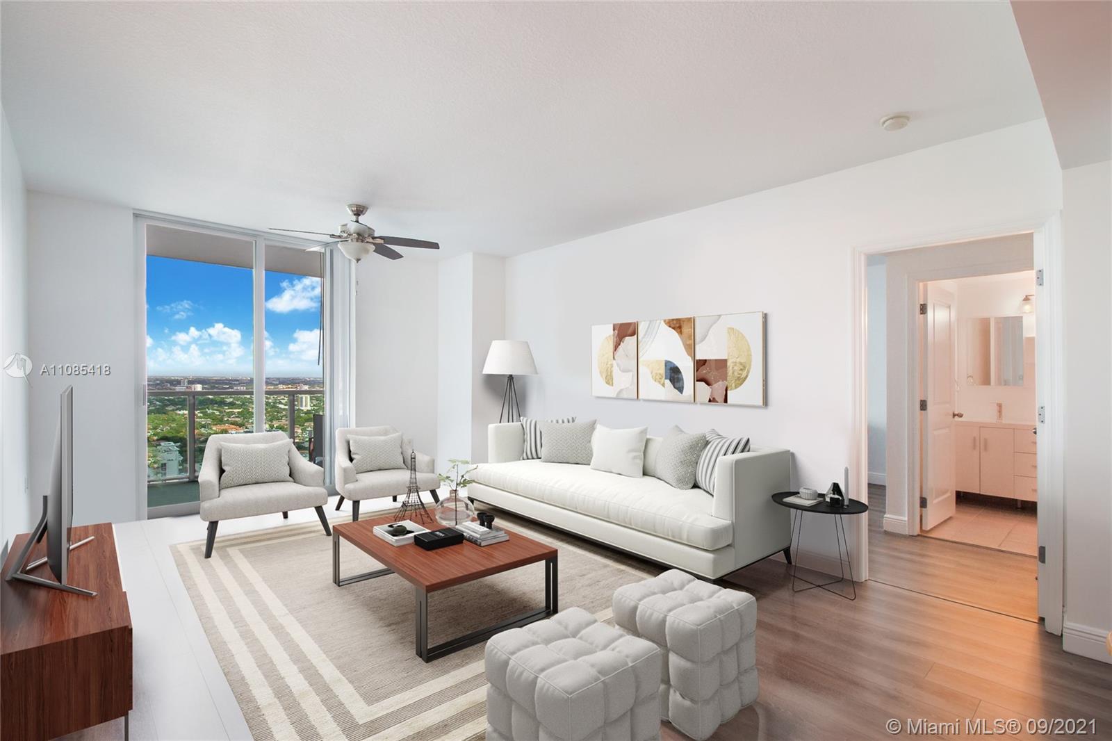 Vue at Brickell #PH-3505 - 1250 S Miami Ave #PH-3505, Miami, FL 33130