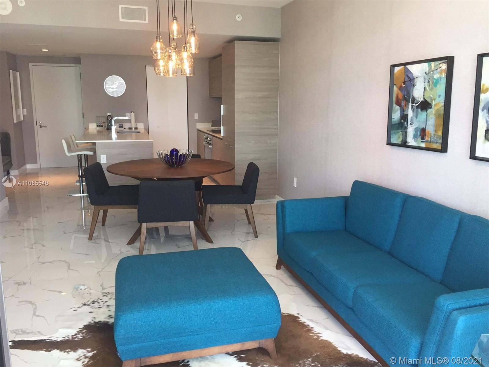 SLS Brickell #2104 - 1300 S Miami Ave #2104, Miami, FL 33130