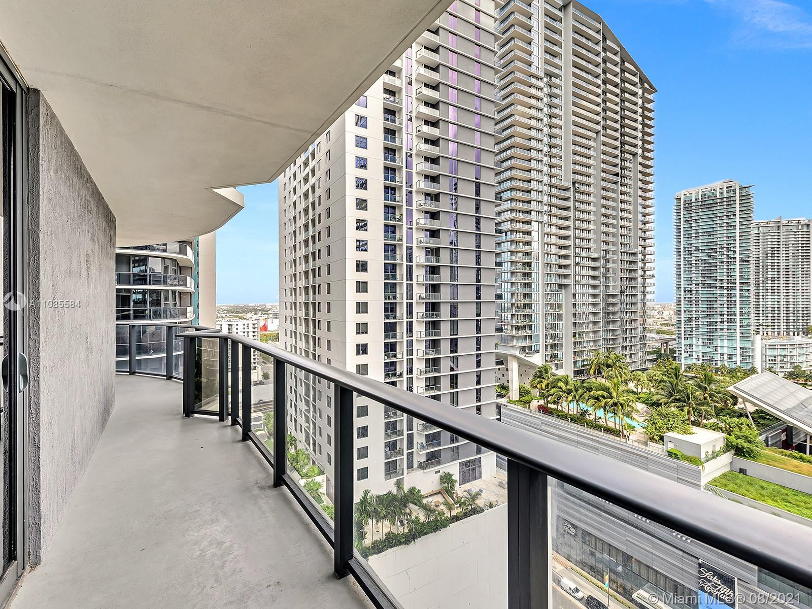 Brickell Heights East Tower #1808 - 45 SW 9th St #1808, Miami, FL 33130