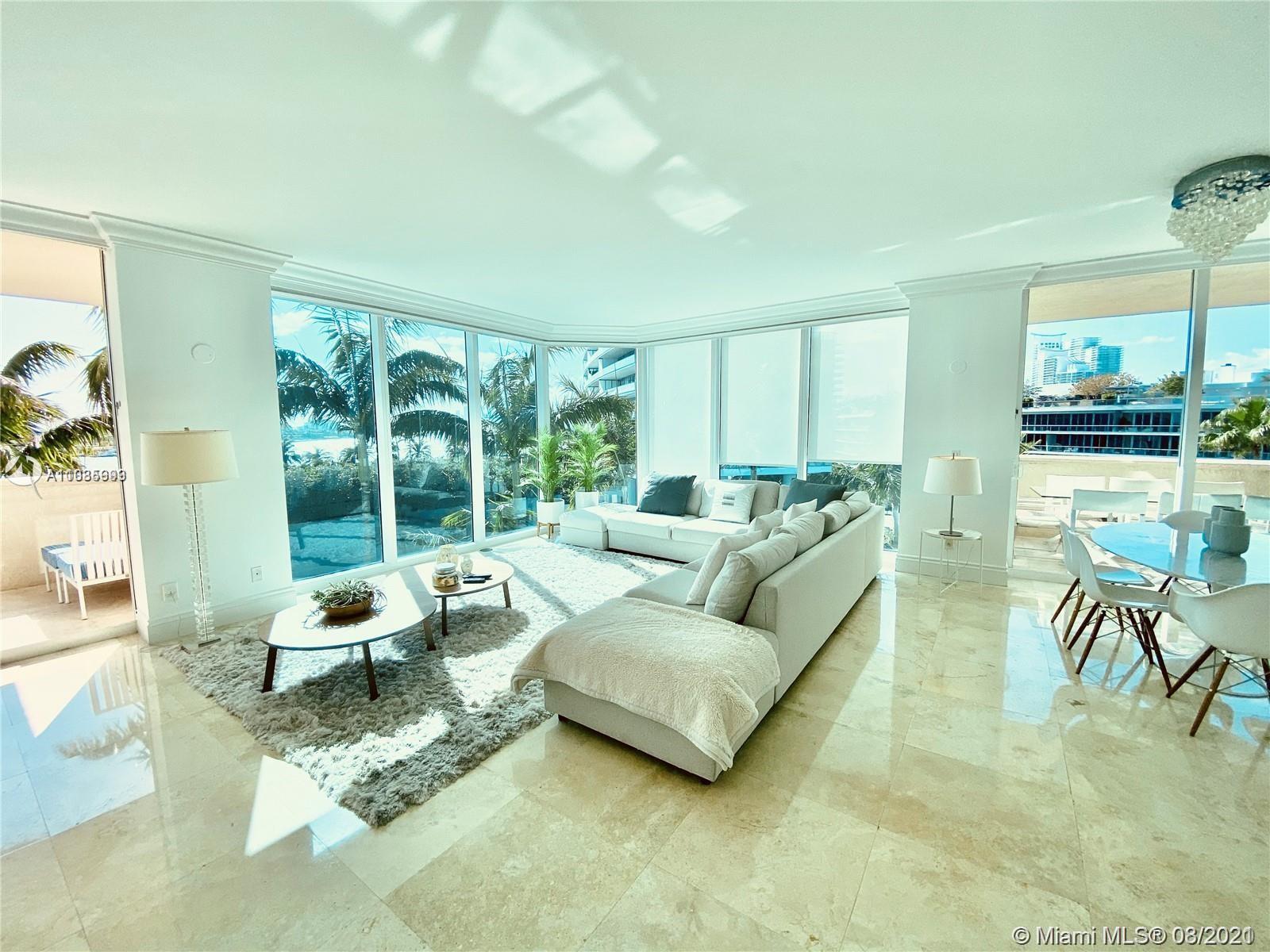 Portofino Tower #703 - 300 S Pointe Dr #703, Miami Beach, FL 33139
