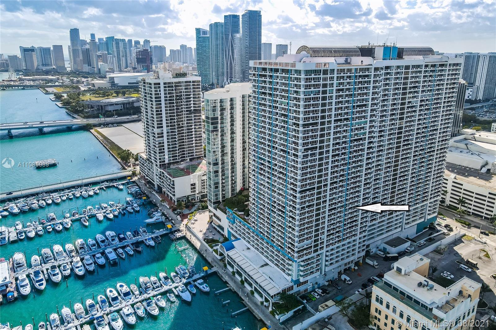 The Grand #A-1736 - 1717 N Bayshore Dr #A-1736, Miami, FL 33132