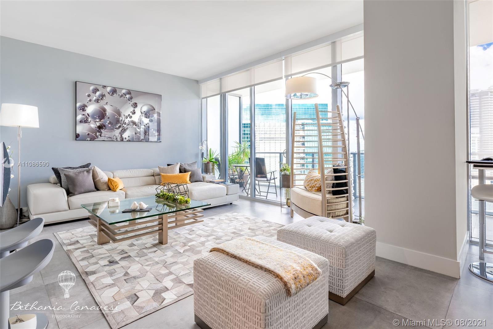 Brickell House #4100 - 1300 Brickell Bay Dr #4100, Miami, FL 33131