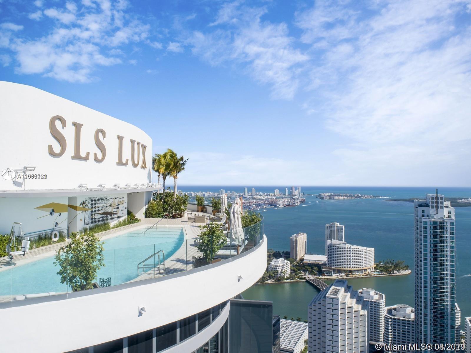SLS Lux Brickell #2501 - 801 S Miami Ave #2501, Miami, FL 33130