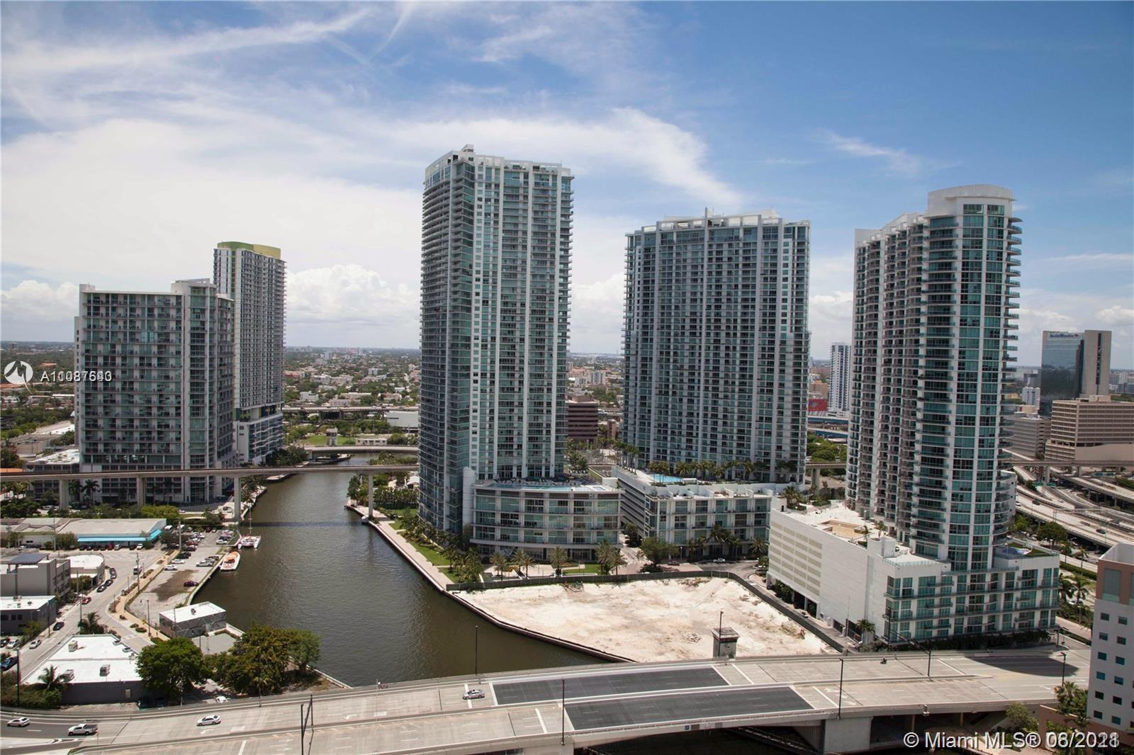 Brickell on the River South Tower #1617 - 41 SE 5th St #1617, Miami, FL 33131
