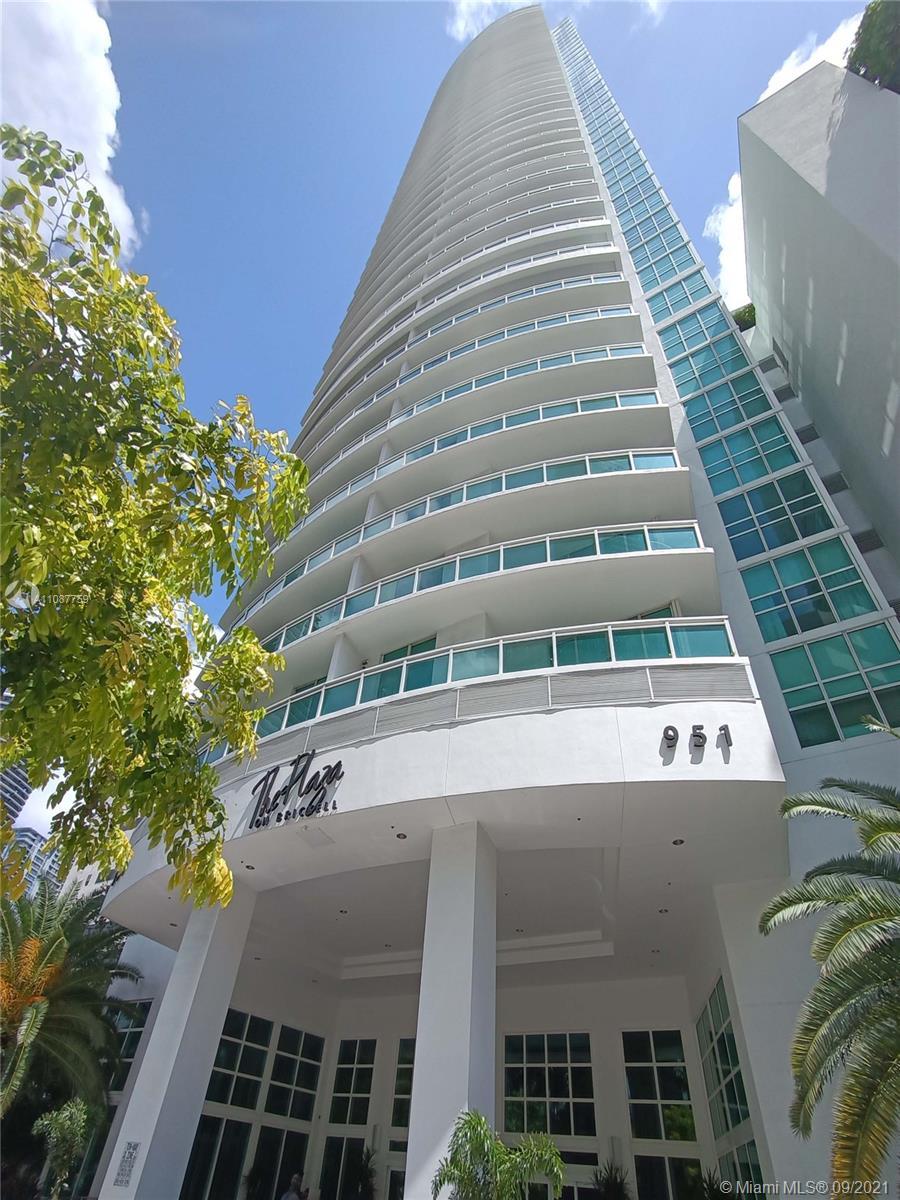 The Plaza on Brickell 2 #1206 - 951 Brickell Ave #1206, Miami, FL 33131