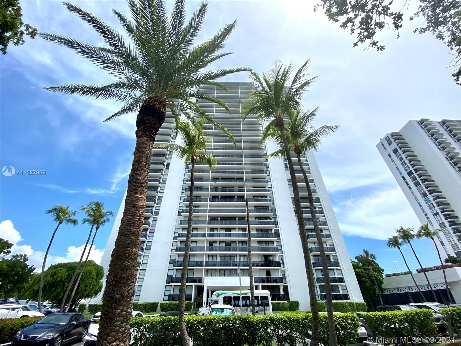 Eldorado Tower One #210 - 3625 N Country Club Dr #210, Aventura, FL 33180