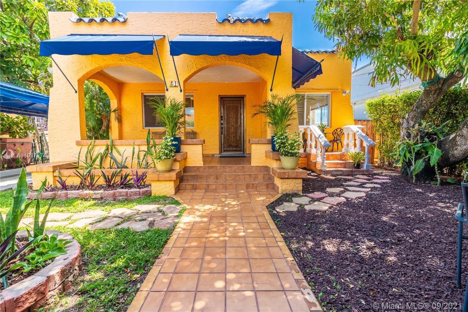 Single Family Home,For Sale,41 SW 20th Ave, Miami, Florida 33135,Brickell,realty,broker,condos near me