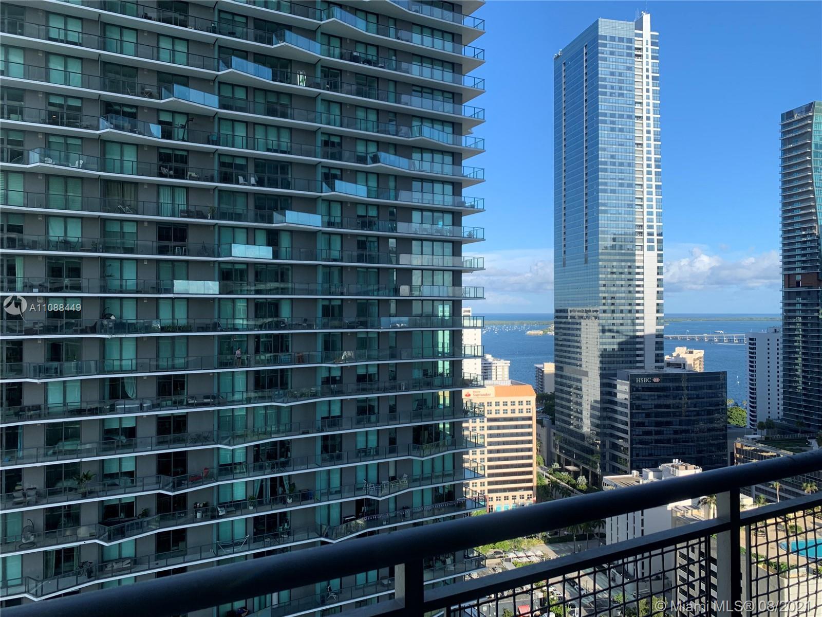 Infinity at Brickell #2618 - 60 SW 13th St #2618, Miami, FL 33130