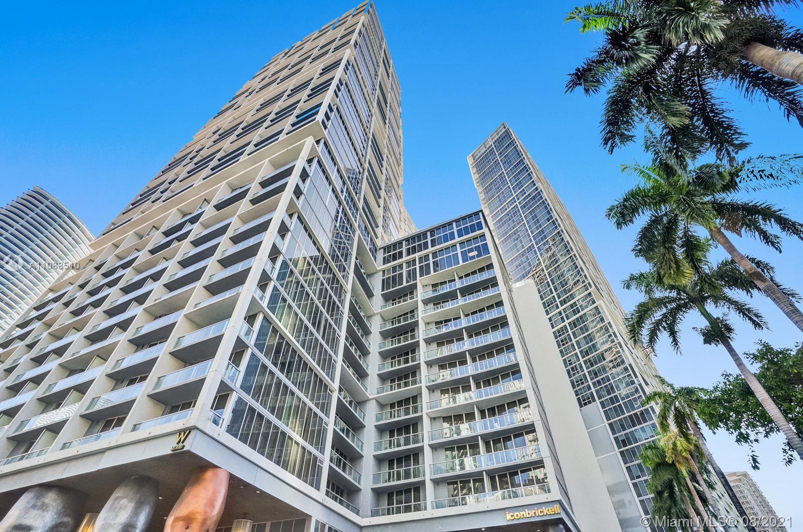 Icon Brickell 2 #3206 - 495 Brickell Ave #3206, Miami, FL 33131