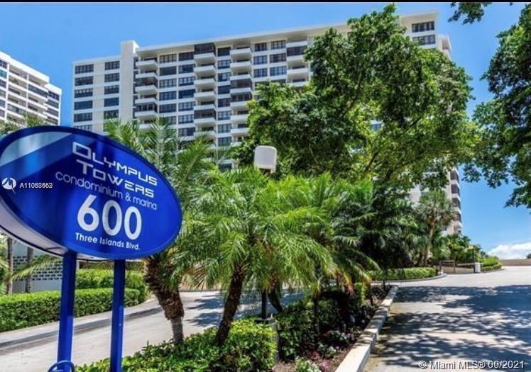 Olympus B #1611 - 600 Three Islands Blvd #1611, Hallandale Beach, FL 33009