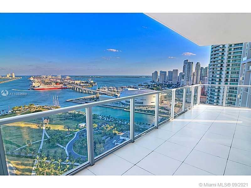 Marquis #3101 - 1100 Biscayne Blvd #3101, Miami, FL 33132