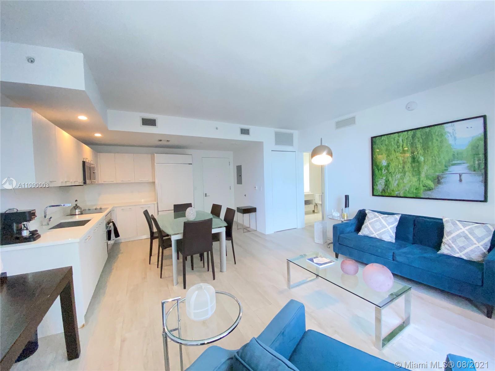 Brickell Heights West Tower #2102 - 55 SW 9 Street #2102, Miami, FL 33130