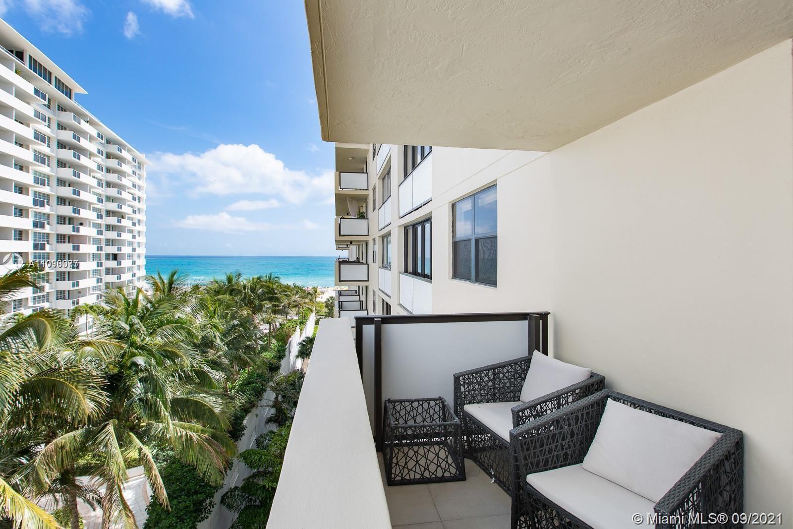 Georgian #807 - 1621 Collins Ave #807, Miami Beach, FL 33139