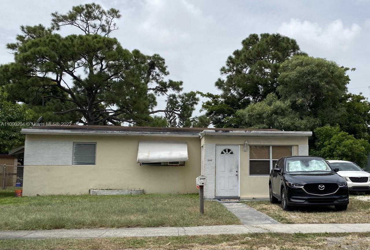 Riverland - 243 SW 21st Way, Fort Lauderdale, FL 33312