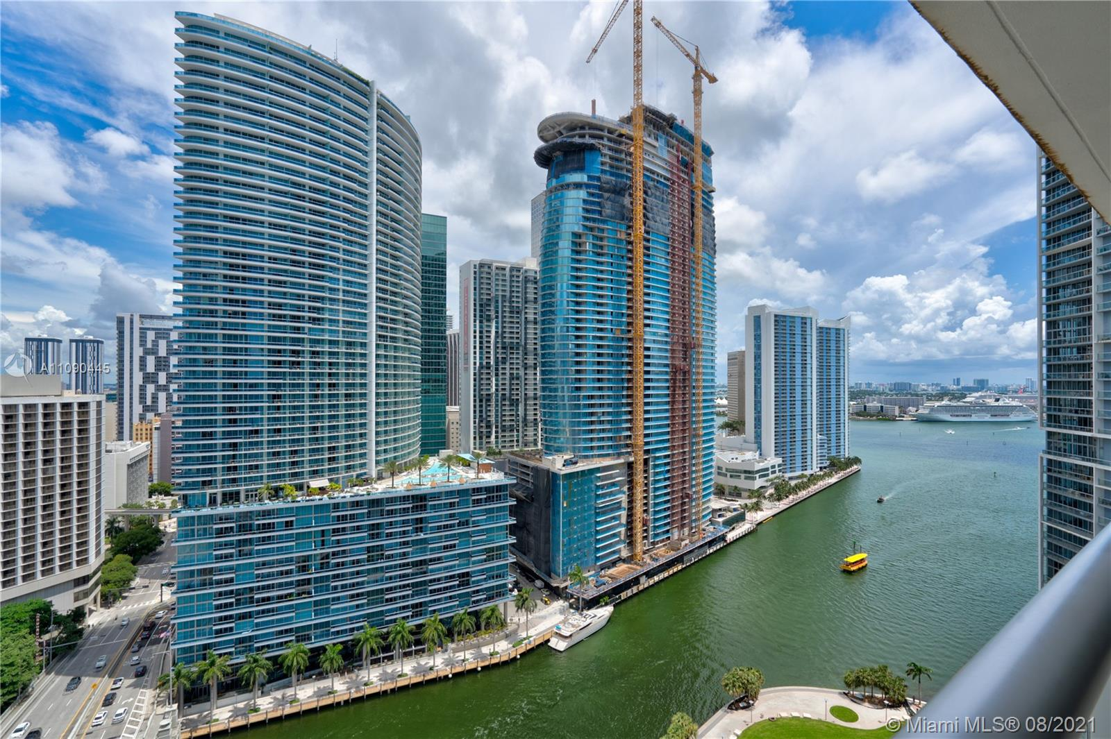 485 Brickell Ave # 2603, Miami FL 33131