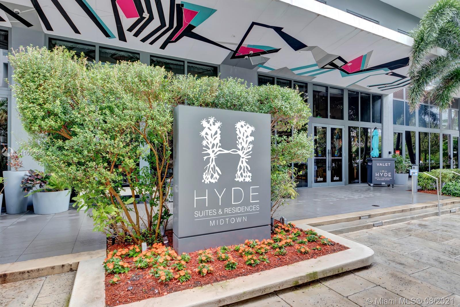 Hyde Midtown #2815 - 121 NE 34th St #2815, Miami, FL 33137