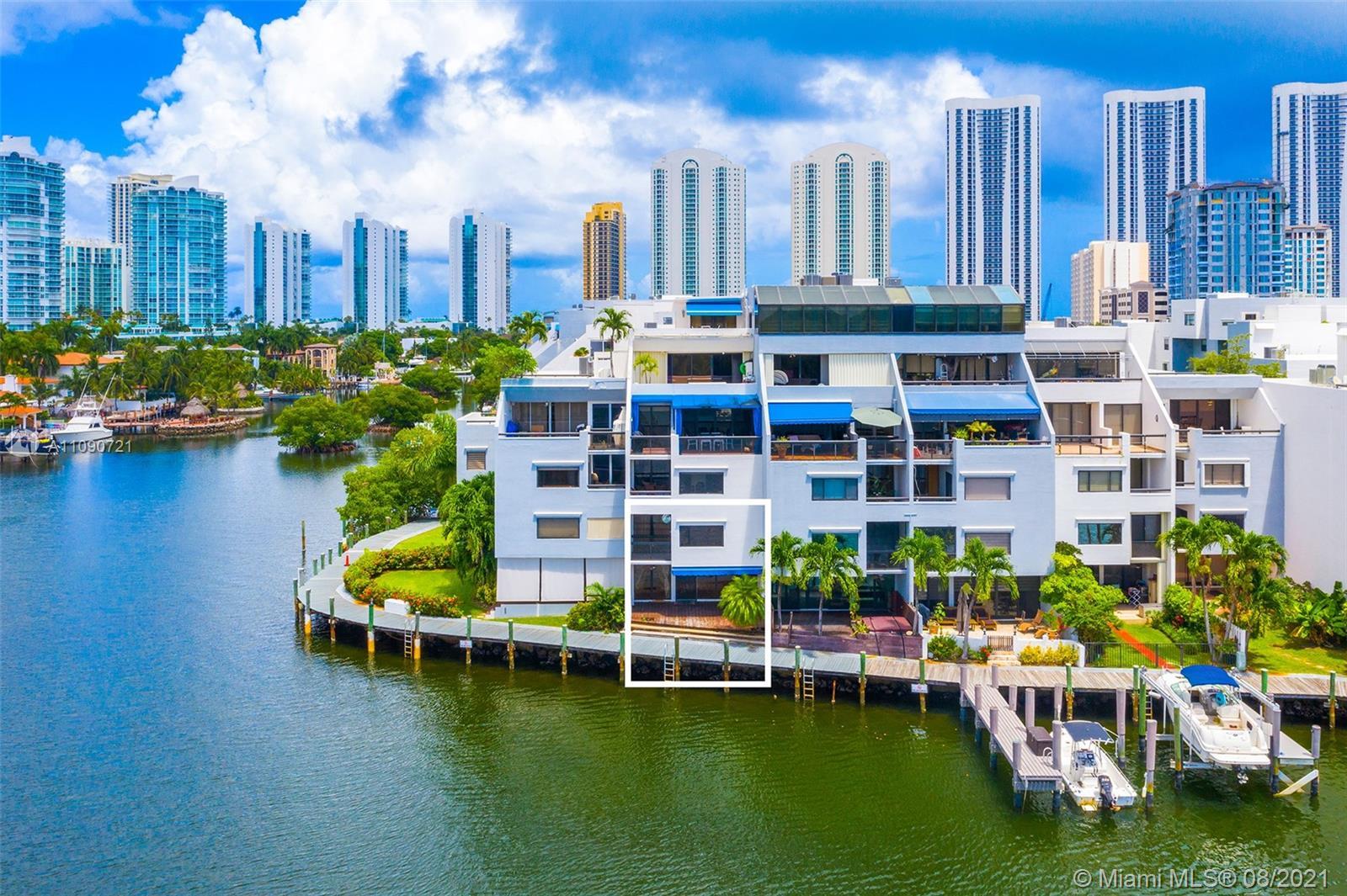 Poinciana Island #1511 - 447 Poinciana Dr #1511, Sunny Isles Beach, FL 33160