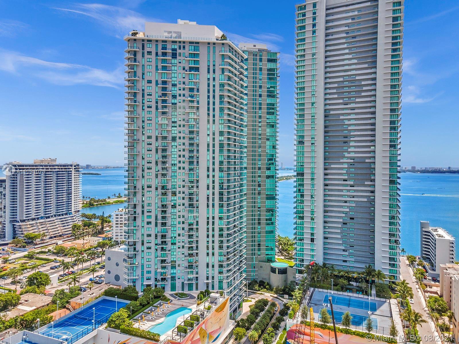 Paraiso Bayviews #PH4205 - 501 NE 31st St #PH4205, Miami, FL 33137