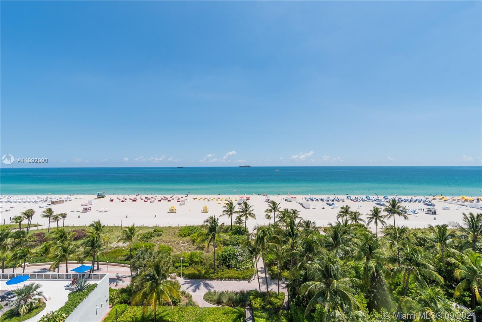 Georgian #920 - 1623 Collins Ave #920, Miami Beach, FL 33139