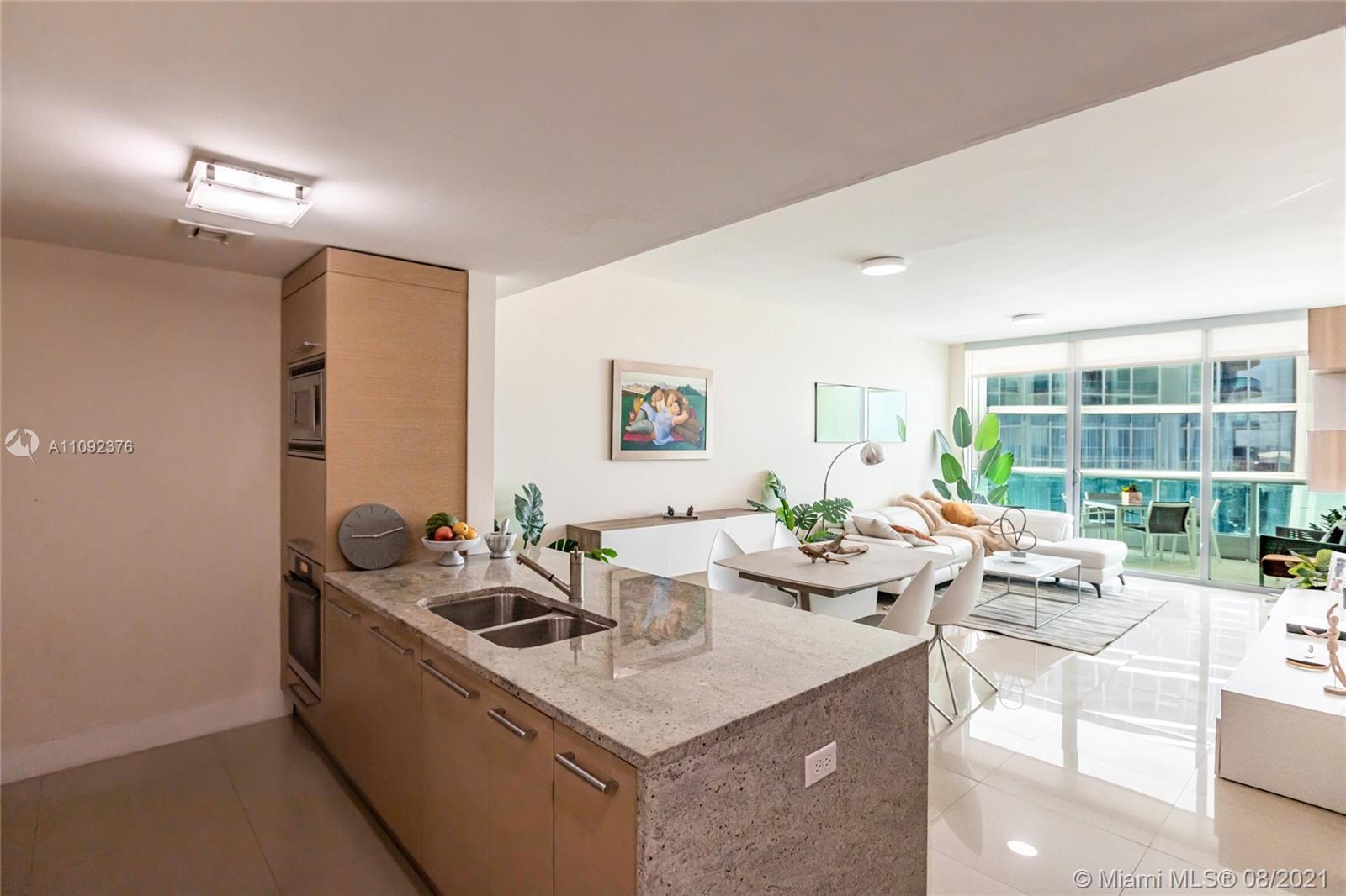 900 Biscayne Bay #1710 - 900 Biscayne Blvd #1710, Miami, FL 33132