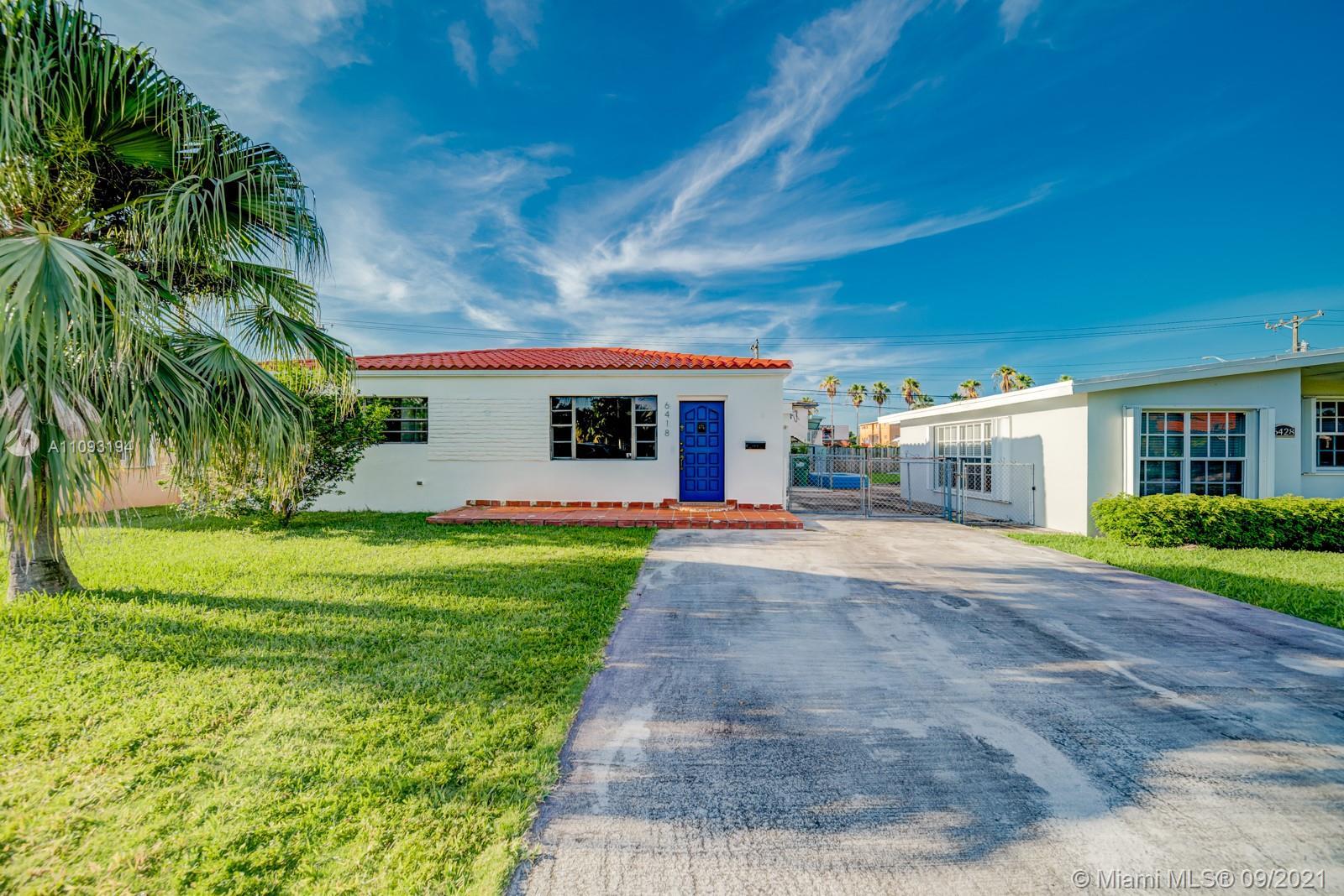 Central Miami - 6418 SW 39th Terrace, Miami, FL 33155