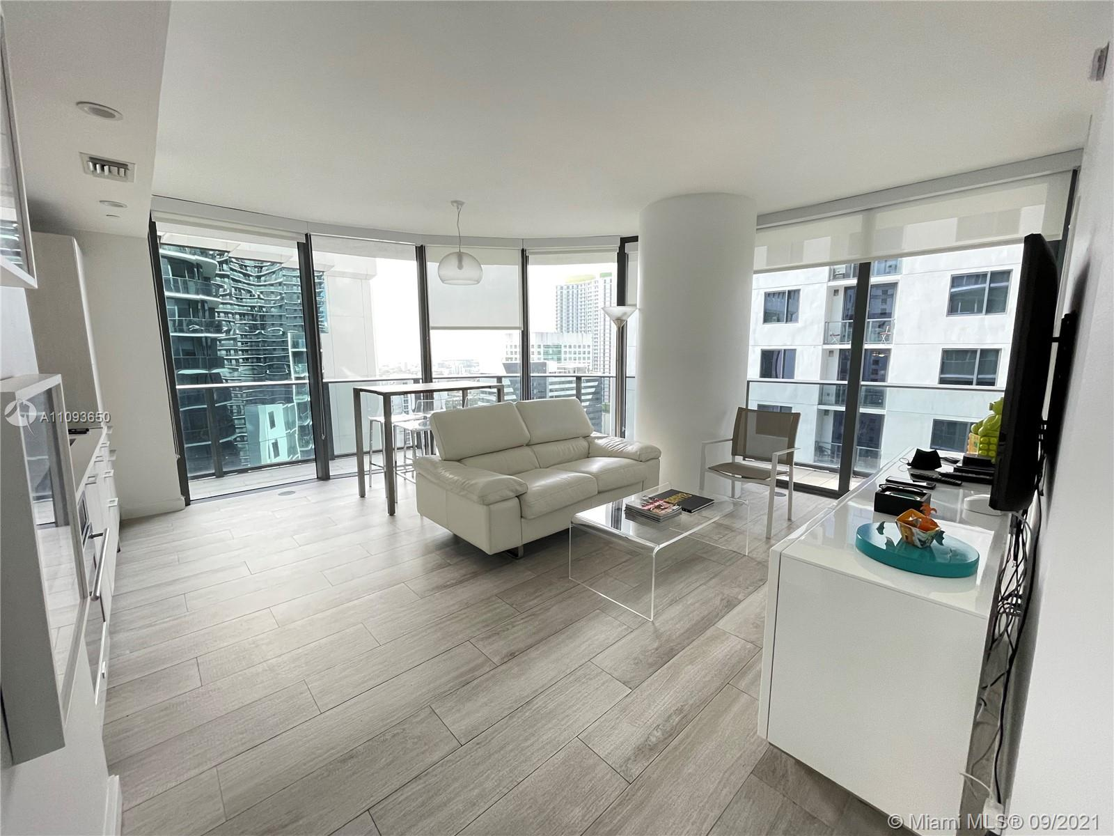Brickell Heights West Tower #2508 - 55 SW 9th St #2508, Miami, FL 33130