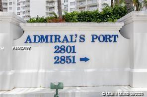 Admirals Port Two #511E - 2851 NE 183rd St #511E, Aventura, FL 33160