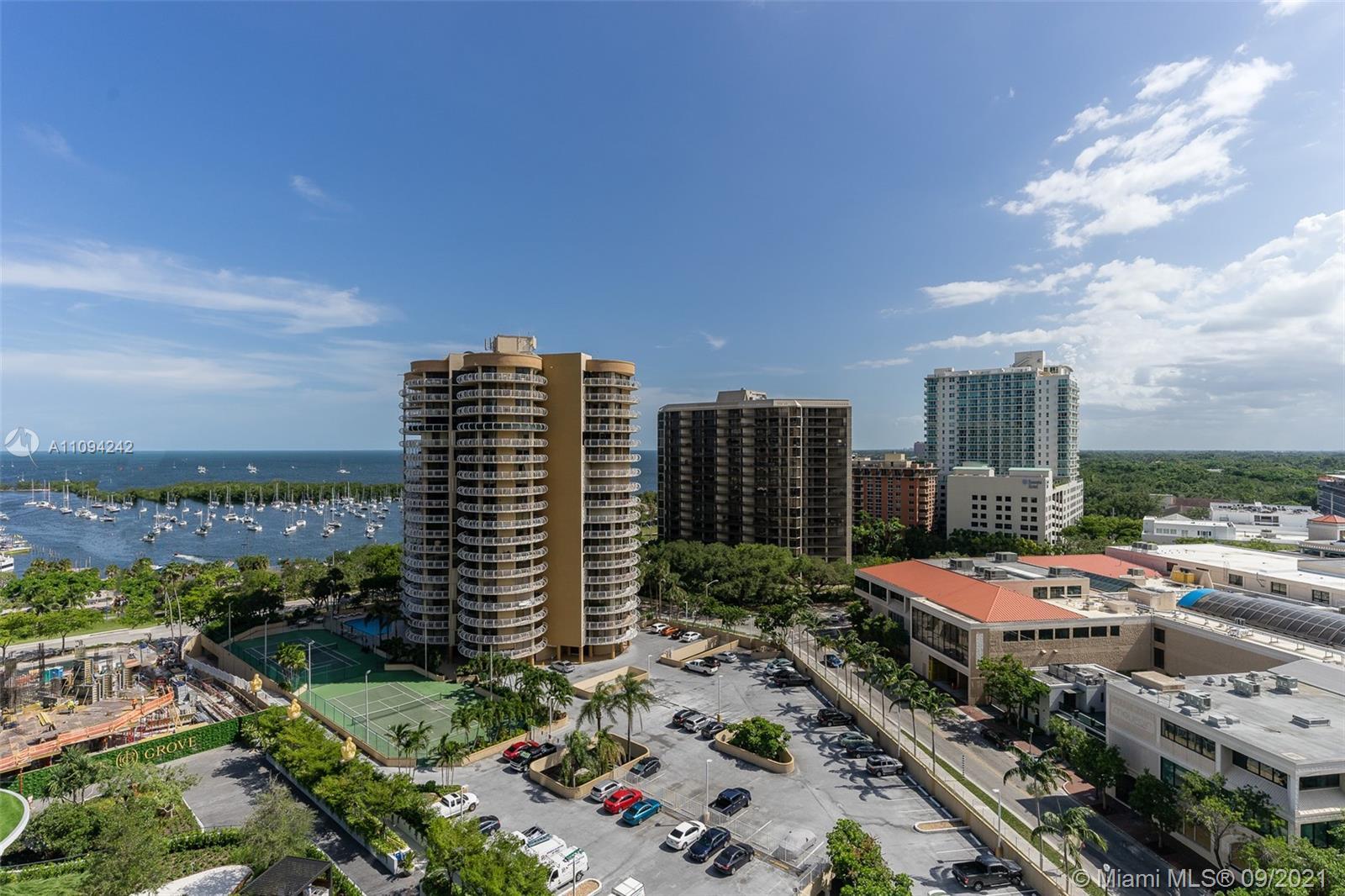 Park Grove Tower Three #1202 - 2831 S Bayshore Dr #1202, Miami, FL 33133