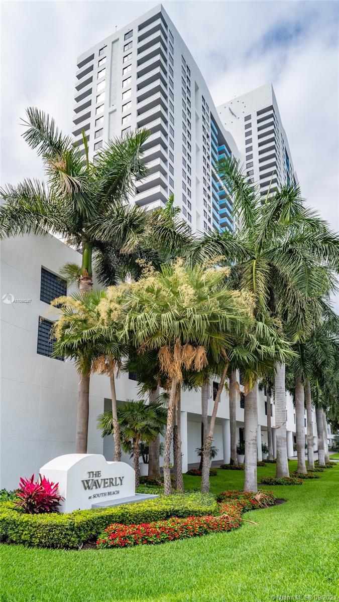 Waverly South Beach #1713 - 1330 West Ave #1713, Miami Beach, FL 33139