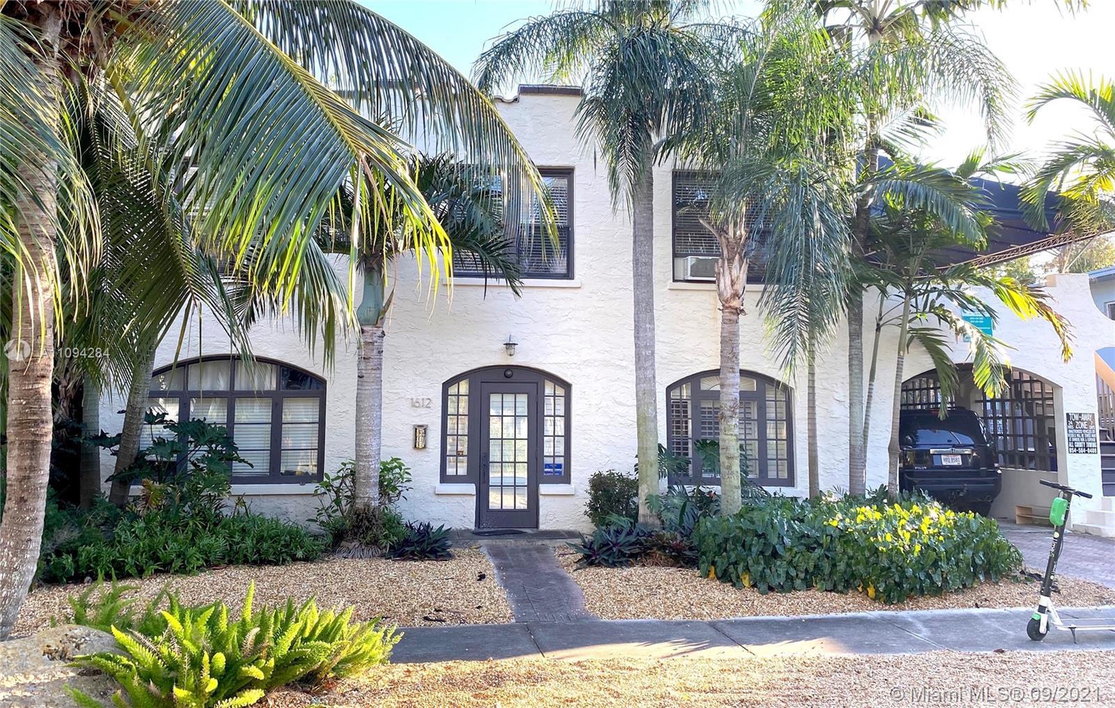 Property for sale at 1612 NE 2nd Ct Unit: 1612, Fort Lauderdale,  Florida 33301